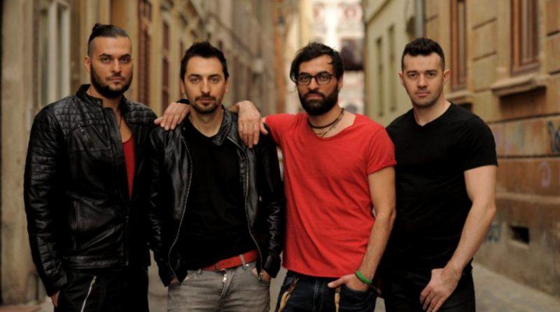 "Red Parlament si Elena Ionescu lanseaza single-ul ""Numai tu"""