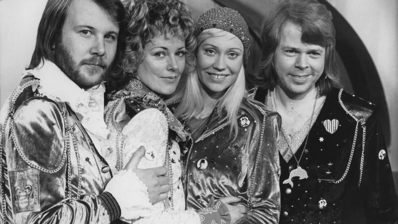 "ABBA a revenit! Agnetha, Bjorn, Benny si Anni-Frid au revenit cu ""ABBA VOYAGE"""